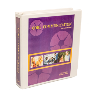 core communication manual