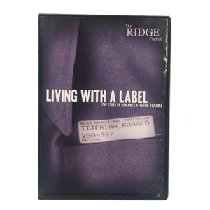 living with a label