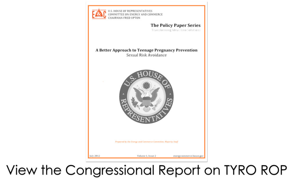 Congressional Report-link